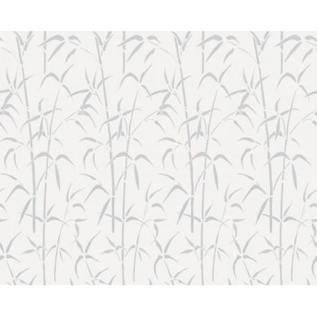 Folie geamuri Bambus 45cm