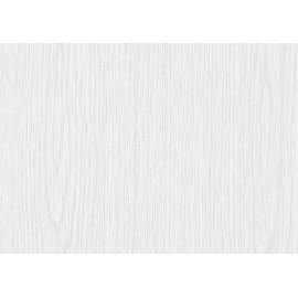 Autocolant mobila furnir Pin alb 67 cm