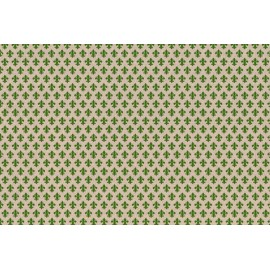 Autocolant decorativ Pitti verde 45cm