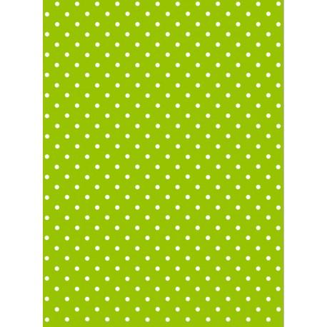 Autocolant decorativ Petersen verde 45cm