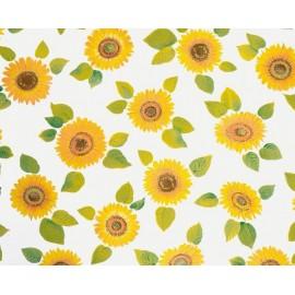 Autocolant decorativ Floarea soarelui 45cm