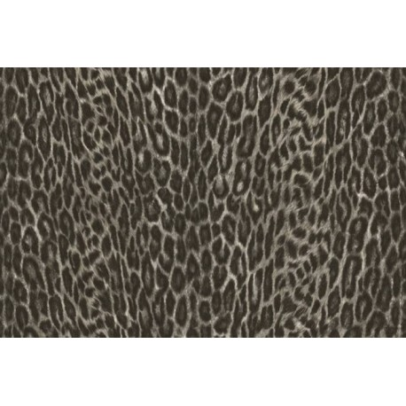 Autocolant decorativ Leopard asiatic 45cm