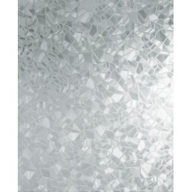 Folie geamuri Aschii de gheata 45cm