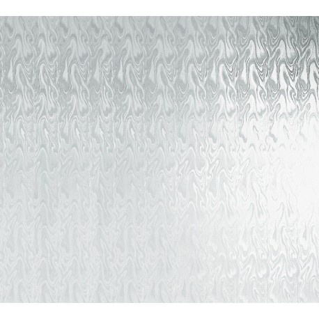 Folie geamuri Fum alb 90cm