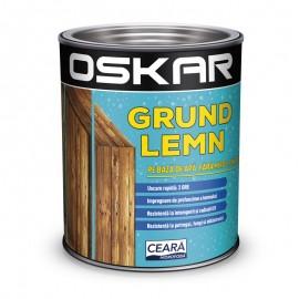 Grund lemn pe baza de apa Oskar 2.5L - Grund lemn