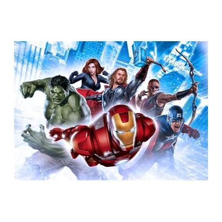 Fototapet Super-eroi Marvel 2
