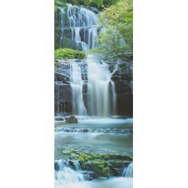 Fototapet Cascada Purakaunui 92 x 220 cm