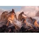 Fototapet Peisaj cu munti Torres del Paine
