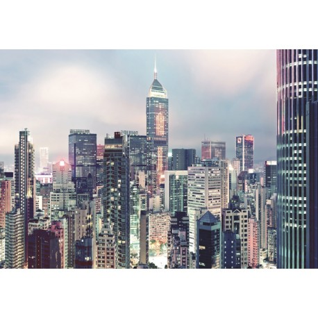 Fototapet Peisaj urban Skyline
