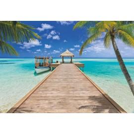 Fototapet Beach Resort