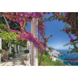 Fototapet Terasa din Amalfi