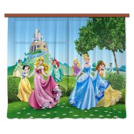 Perdele camere copii Printese Disney