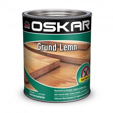 Grund pentru lemn Oskar 0.75L