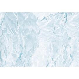 Autocolant marmura Cortes bleu 67cm