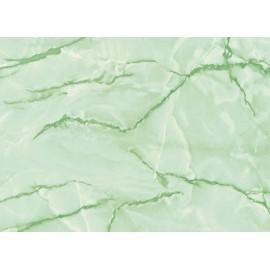 Autocolant marmura Aquarell verde 90cm