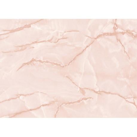 Autocolant marmura Aquarell roz 90cm