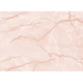 Autocolant marmura Aquarell roz 67cm