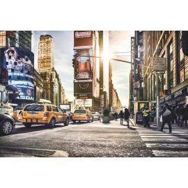 Decorare cu Fototapet Times Square