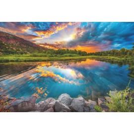 Decorare cu Fototapet Rasarit de Soare Daybreak