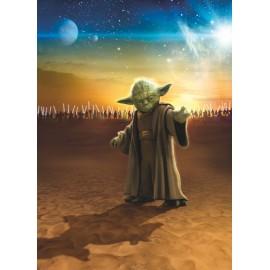 Fototapet Star Wars Yoda
