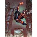 Fototapet Spiderman Jump
