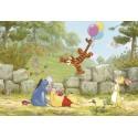 Fototapet Winnie the Pooh si amicii