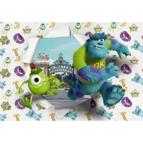 Fototapet Monsters University