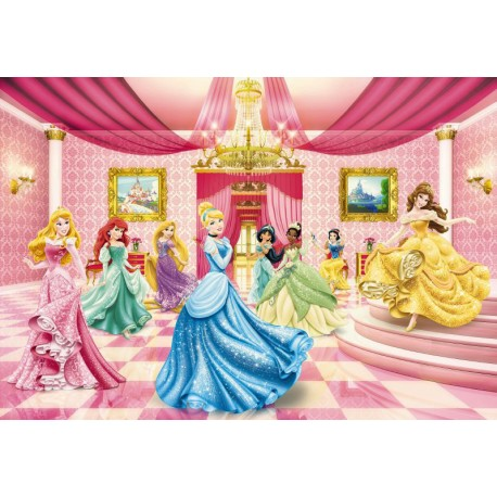 Fototapet Printese Disney Ballroom