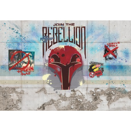 Fototapet Star Wars Rebels Wall