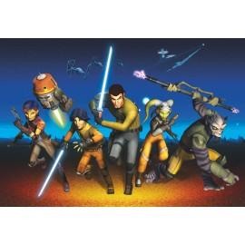 Fototapet Star Wars Rebels Run