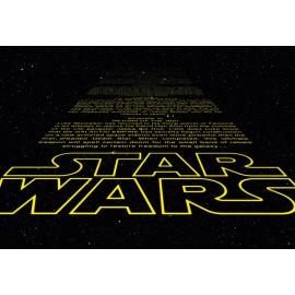 Fototapet Star Wars Intro