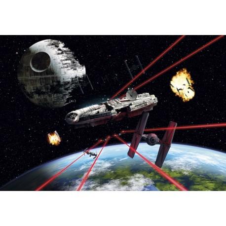 Fototapet Star Wars Milennium Falcon