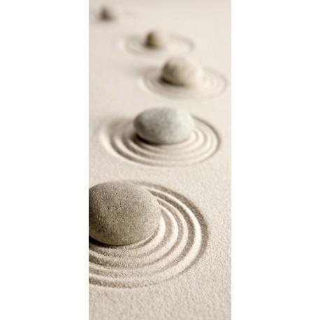 Fototapet Pietre Zen pe nisip