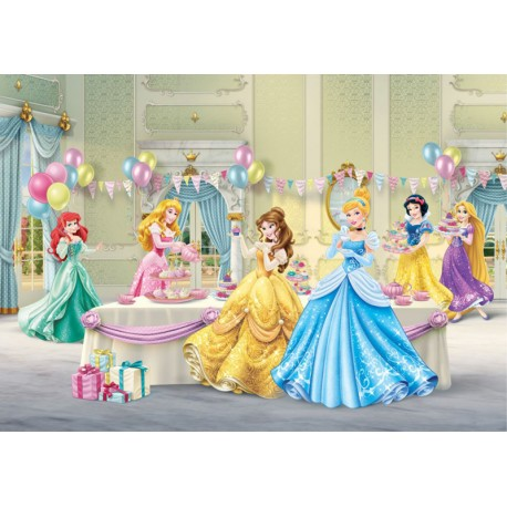 Fototapet Printese Disney - Petrecere