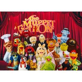 Fototapet Muppets