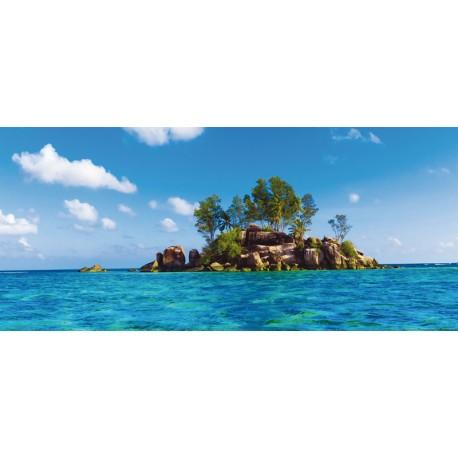 Fototapet Peisaje - Insula cu stanci