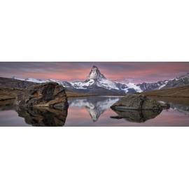 Fototapet Peisaj cu munti Matterhorn