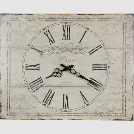 Ceas de perete Vintage - Paris 1889