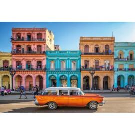 Fototapet Peisaj urban Havana