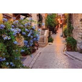Fototapet oras mediteranean - Vicolo