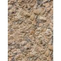 Fototapet Zid de granit rustic Muro