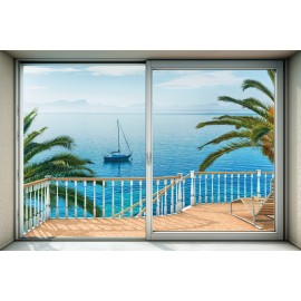 Fototapet peisaje Mallorca