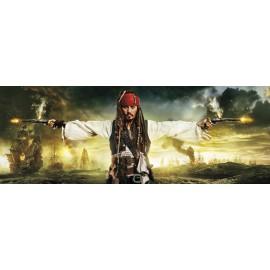 Fototapet copii Jack Sparrow