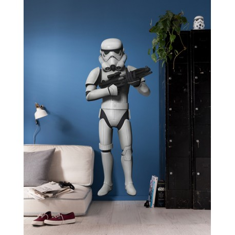 Sticker Star Wars Stormtrooper