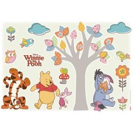Stickere perete Winnie the Pooh
