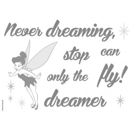 Stickere perete - Never stop dreaming