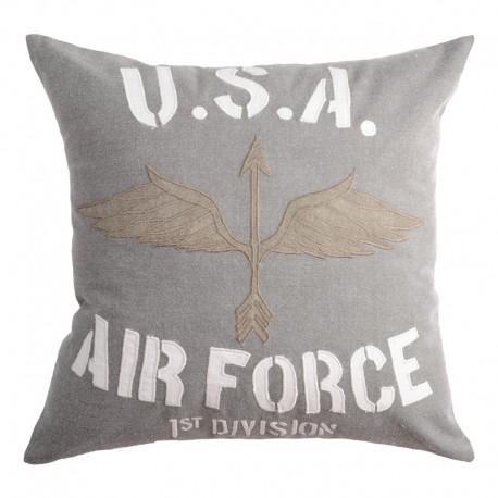 Perna decorativa US Army 3 patrata
