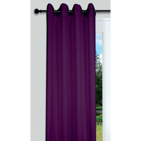 Draperie violet Doudou