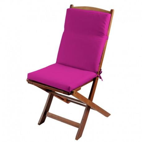 Perna scaun terasa Sunny fucsia