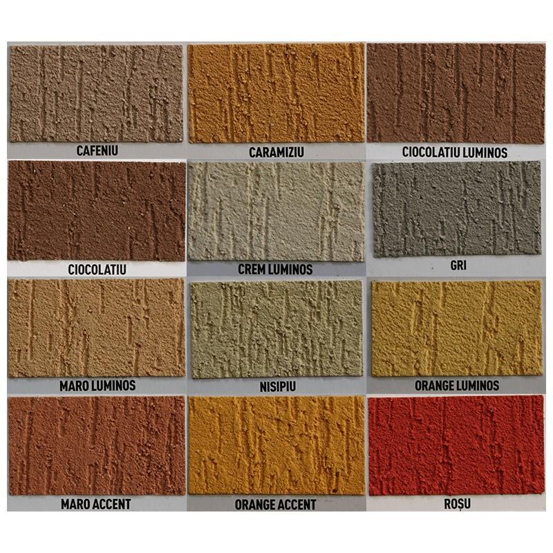 Tencuiala Decorativa Danke Pret.Tencuiala Decorativa Exterior Dura Danke Textur Pentru Termosistem